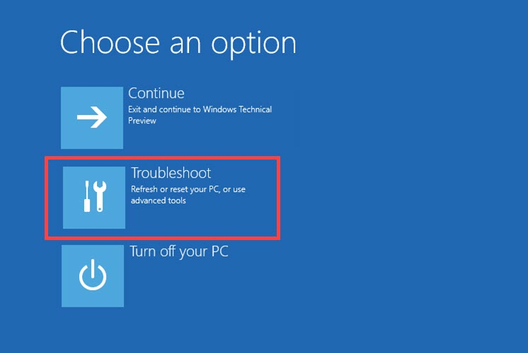 Choose_an_option_troubleshoot