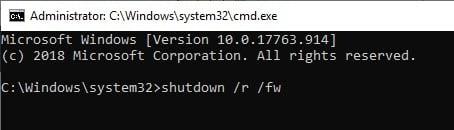 Command_prompt_Shutdown_boot_into_uefi_firmware