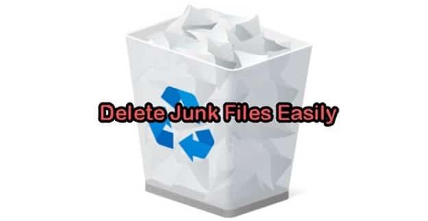 Delete_junk_files