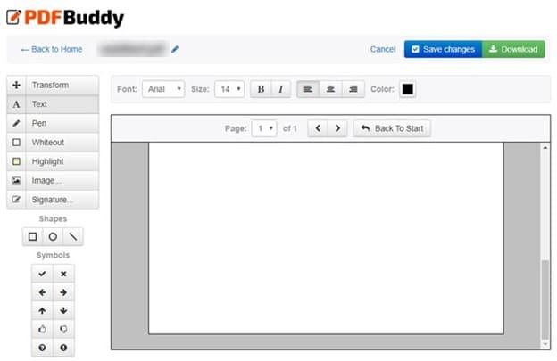 PDFBuddy_extesion