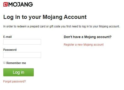 Change_mojang_minecraft_email