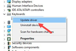 Update_keyboard_driver