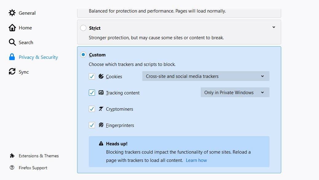 privace_and_security_settings_of_firefox