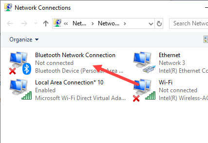 Bluetooth_network_connection