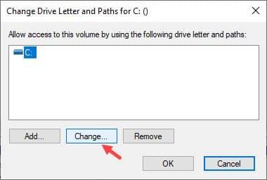 Change_drive_letter