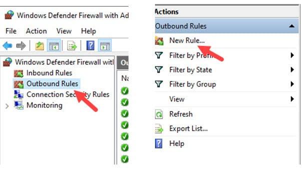 New_rule_windows_defender_firewall