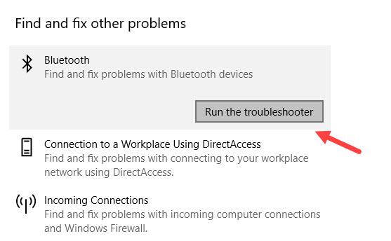 Run_bluetooth_troubleshooter