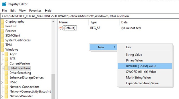 Create_DWORD_In_Registry