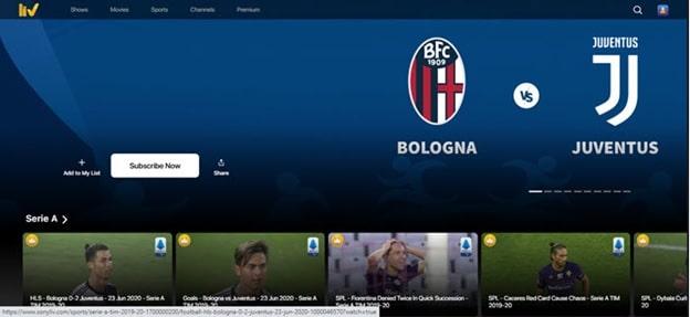 Sony_liv_sport_streaming_site