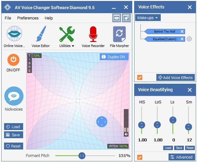 AV_voice_changer