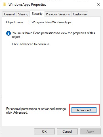 Windows_apps_advance_security_properties