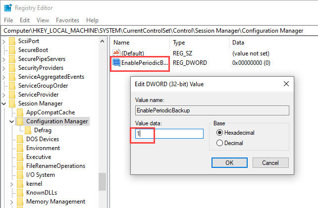 enable_automatic_registry_saving_feature