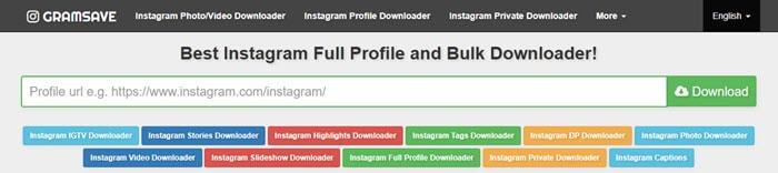 gramsave_instagram_photo_downloader