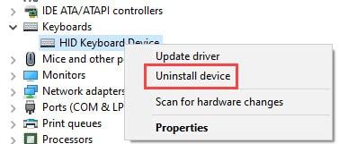 uninstall_keyboard_driver