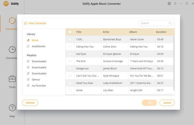 sidify_apple_music_convertor