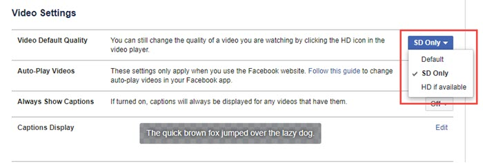 Change_facebook_video_quality_by_default