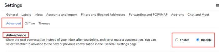 disable_gmail_auto_advance_feature
