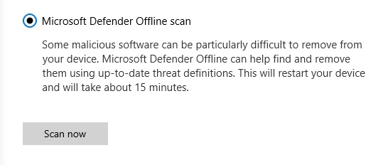 Microsoft_offline_defender_scan