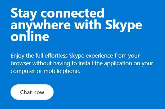 Use_skype_web_directly_from_browser