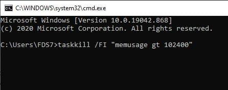 close_processes_using_consuming_memory