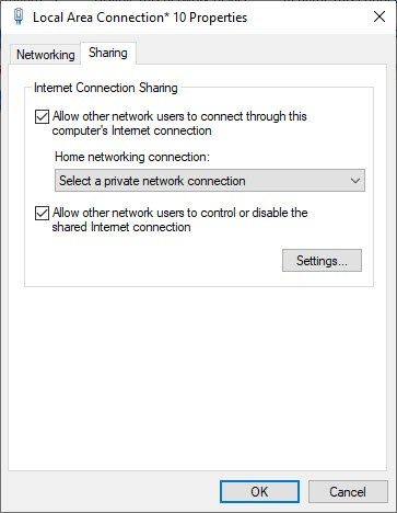 enable_network_sharing
